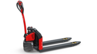 The MT12 pallet truck from Linde Material Handling