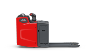 The T20 - T25 FP pallet truck from Linde Material Handling demonstrates its strengths in confined spaces.