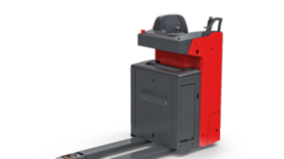 Linde T20–T25SR electric pallet truck