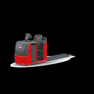 Order Pickers N20–N25 C from Linde Material Handling