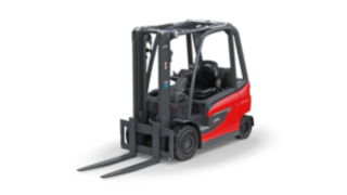 E30 electric forklift truck from Linde Material Handling