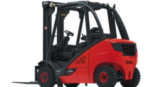 The Linde H20 – H25 EVO IC truck