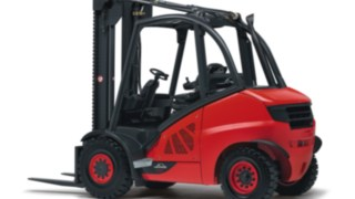 The Linde Material Handling IC trucks H40 – H50 EVO