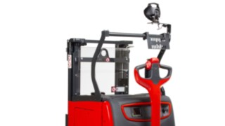 Accessory fixtures for pallet stackers from Linde Material Handling