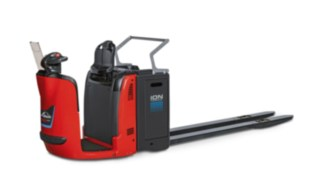 The Linde Material Handling order picker N20, N20 - 24HP