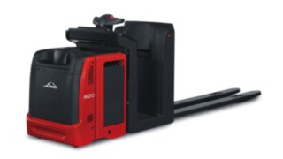 The Linde Material Handling order picker N20 Vi/VLi