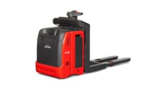 The Linde Material Handling order picker V08