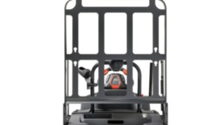 The load backrest for the N20 order pickers from Linde Material Handling