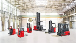 The entire explosion-proof range from Linde Material Handling