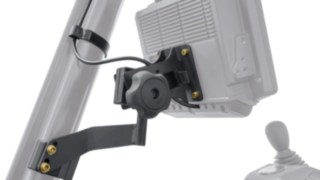 Video about terminal holder