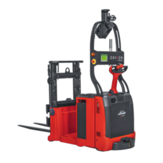 The Linde Material Handling automated truck L-MATIC AC