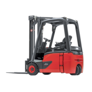 Linde E12 - E20 EVO electric three-wheel forklift truck