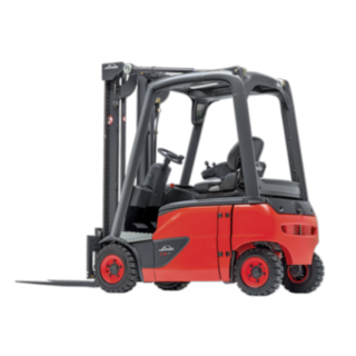 Linde E16 – E20 EVO electric four wheel forklift truck