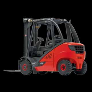 The Linde H20 – H25 EVO IC truck