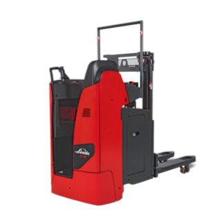 The Linde D12 S/SF platform double stacker