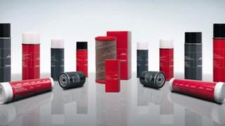 Linde Material Handling oil filters