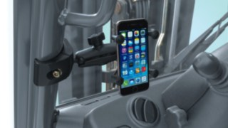 Video about phone holder
