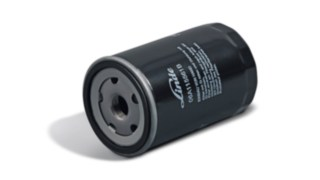 Oil filter from Linde