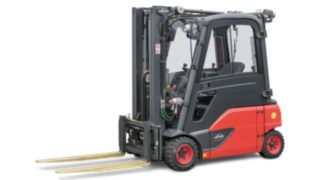 Electric forklift trucks with explosion protection