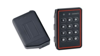 The access control units from Linde Material Handling