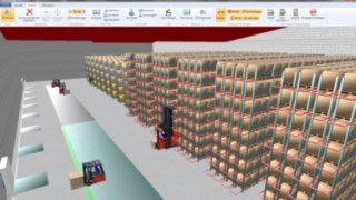 Stratos - 3D Warehouse Planning & Simulation