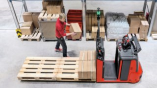 The N20 C SA by Linde Material Handling