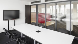 New office space Linde Material Handling in Aschaffenburg