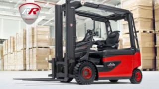 Linde Roadster E20R-E35R forklift trucks