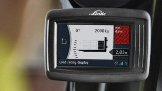 The Linde Safety Pilot (LSP): Available now for IC forklift trucks