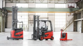 Linde Material Handling and distribution partners attend LogiMAT 2017 in Stuttgart from 14-16 March