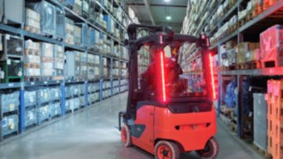 Linde Material Handling expands its work lights portfolio