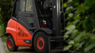 Linde software helps in tracking down stolen forklift truck