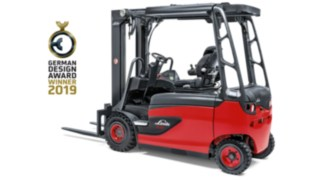 Linde Roadster wins German Design Award 2019