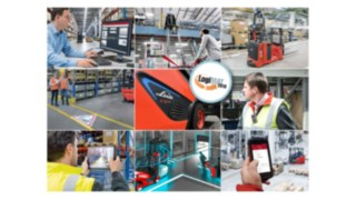 LogiMAT 2019: Linde Material Handling demonstrates how businesses can boost their success using Industry 4.0 technologies