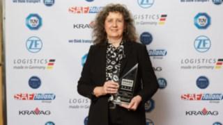 Linde Material Handling wins VerkehrsRundschau Image Award