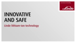 Video about the safety of lithium-ion technology