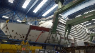 Video about Linde Speed Assist at Meyer Werft