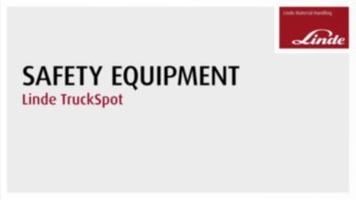 Video about TruckSpot – the optical warning system