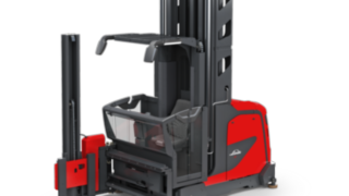 The VNA truck K from Linde Material Handling