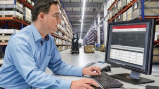 Fleet management system connect: from Linde Material Handling