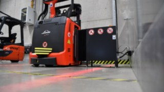 Trends in Automation within the Material Handling Sector